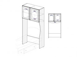 Шкаф модуль
