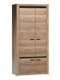 Бруна шкаф для одежды
